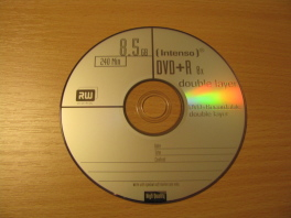 DVD Double Layer