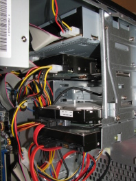 Computer aufbau festplatten crash